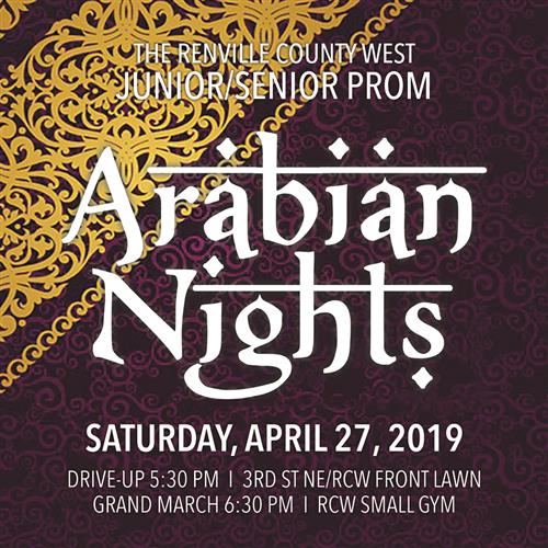 Prom: Arabian Nights