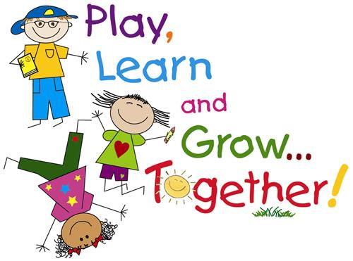 Play, Learn and Grow... Together!